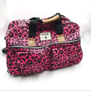 ✈️ Victoria Secret Pink Luggage  🚢